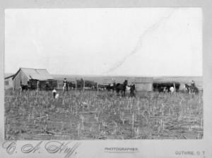 Homestead ranch 1891