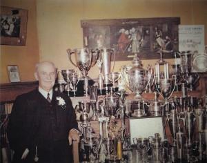 Newt's Trophies