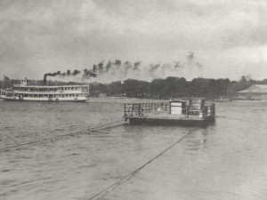 Ferry & Steamer from 30's or 40's